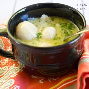 paleo chicken and dumplings