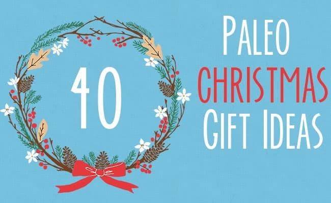 paleo christmas gifts