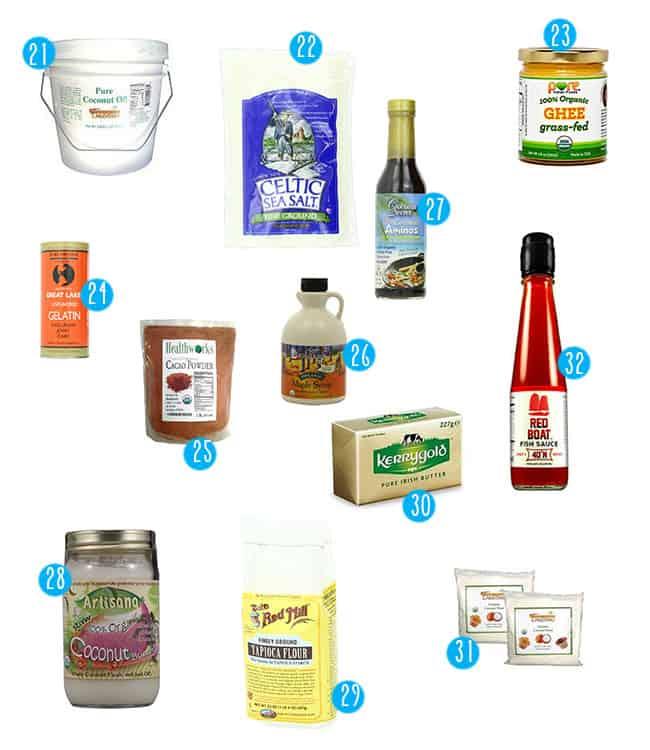 Paleo food Christmas Ideas