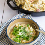 A real food, Paleo version of the Irish dish, Colcannon - A Girl Worth Saving