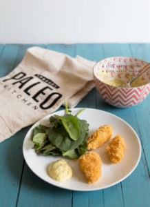 paleo fish sticks