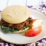 paleo hamburger bun