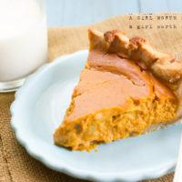 Pumpkin Apple Pie Recipe