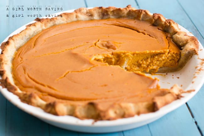 paleo Pumpkin Apple Pie Recipe