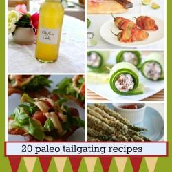 paleo tailgating recipes