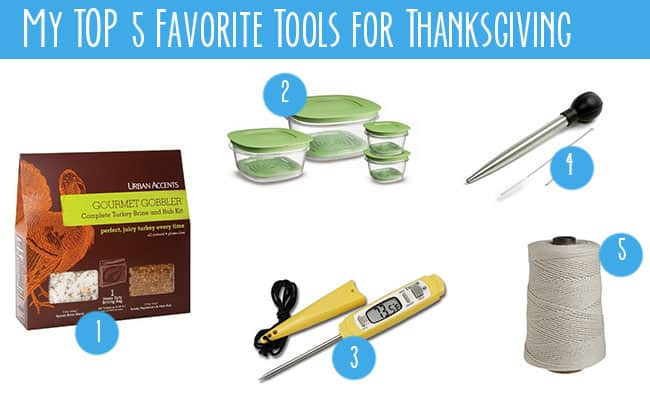 paleo thanksgiving tools