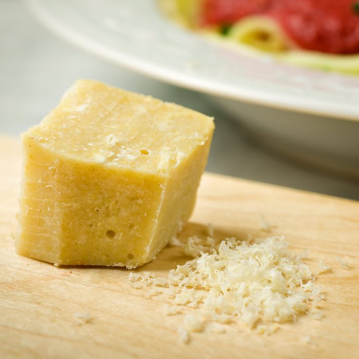 Best Dairy-free Parmesan Cheese