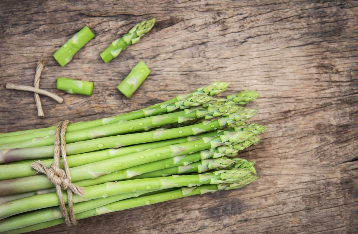 4 Especially useful properties of delicacy asparagus