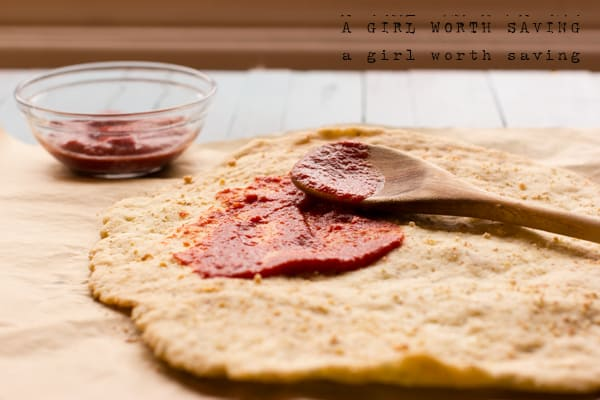 tapioca flour pizza crust