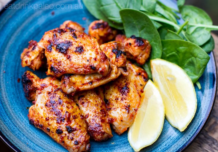 Sticky Portuguese Chicken Wings - Irena Macri | Food Fit For Life