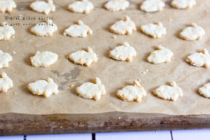 Primal White Bunny Crackers