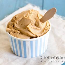 Pumpkin Pie Ice Cream Paleo Vegan