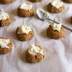 pumpkin spice thumbprint cookies 21dsd