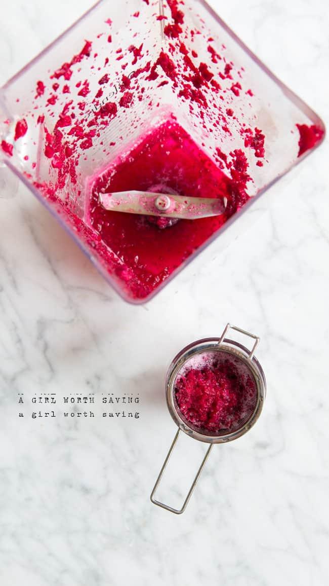 Paleo Red Velvet Mug Cake