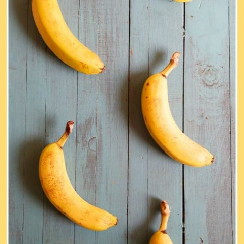 How to ripen Bananas Fast!