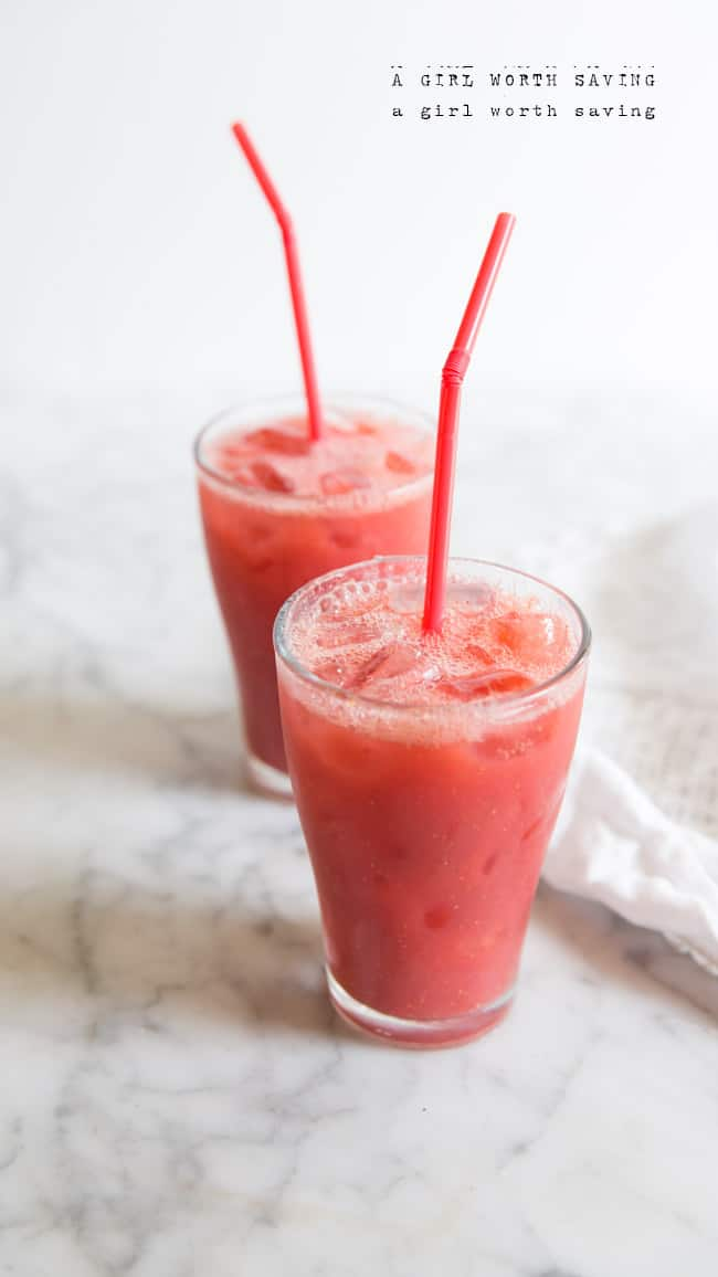 strawberry Spritzer