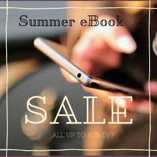 Summer Blowout: My eBooks are all crazy cheap!
