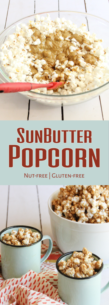 I've partnered with SunButter® to create this post! Enjoy!
