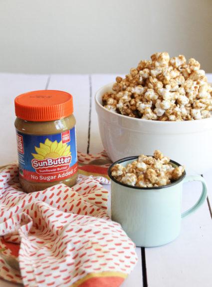 SunButter ® Popcorn
