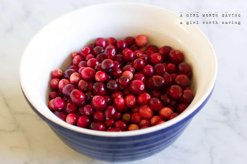 Tart Cranberry Sauce