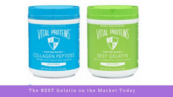 the best gelatin