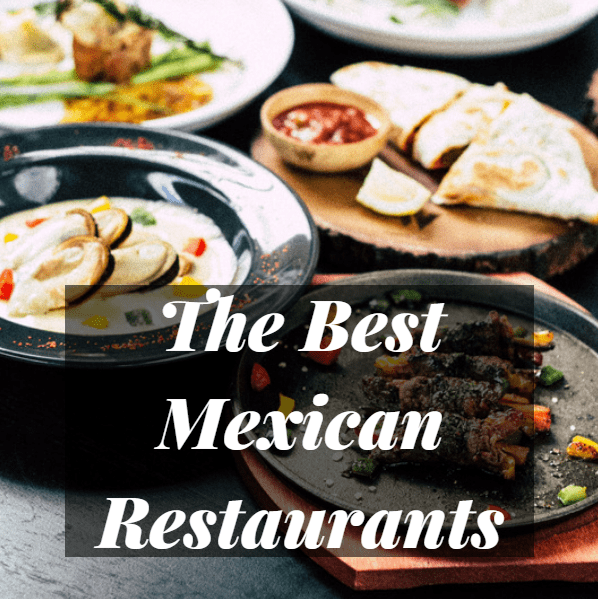 Looking for the best Mexican restaurants where you can enjoy authentic Mexican cuisine? Then you have come to the right place. There is no point in going to a traditional restaurant that happens to serve Mexican food and ruin the experience when you can go for the real deal. To that end, we have listed the best restaurants that will bless your taste buds with some Mexican flavor.