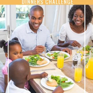 Join the Movement: The Billion Family Dinners Challenge
