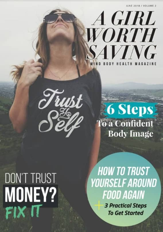 Get Your Free Copy of A Girl Worth Saving Magazine