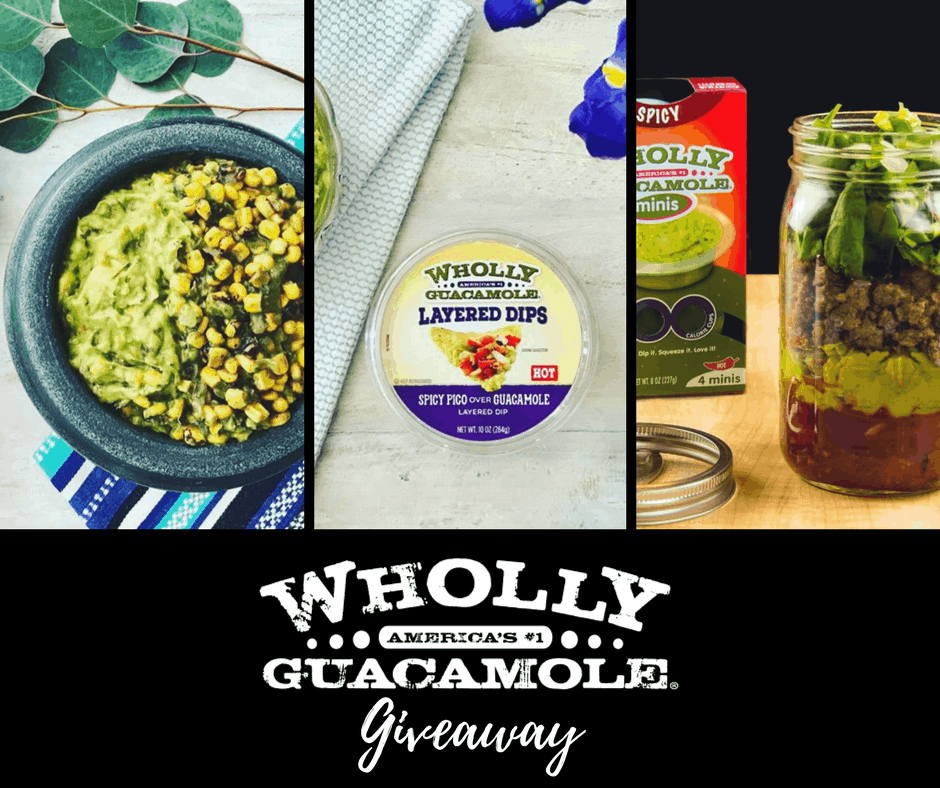 National Guacamole Day Wholly Guacamole Giveaway