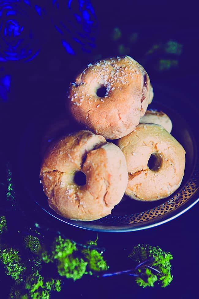 Yeast Free Bagels + Every Last Crumb